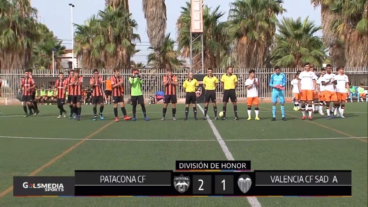 Patacona-Valencia Division de Honor 2019