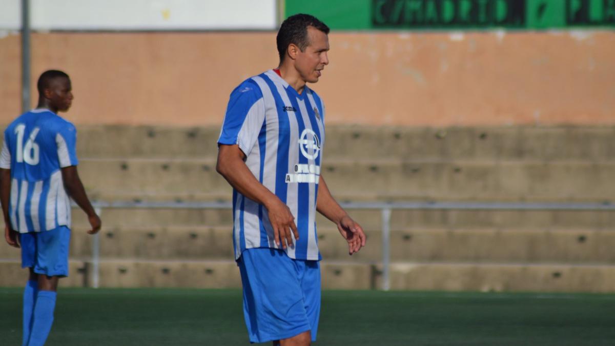 Roberto Amarilla CF Gandia