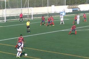 Vídeo Castellon B-Alcala 2019