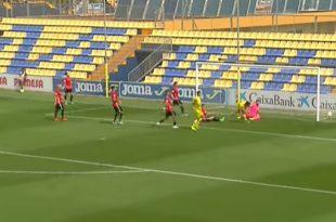 Video Villarreal C-Jove Español
