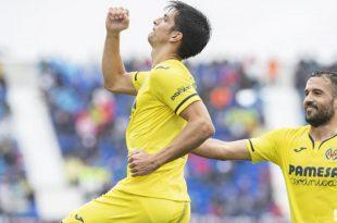 jugador del Villarreal