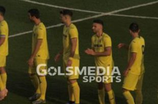 jugadores del filial amarillo