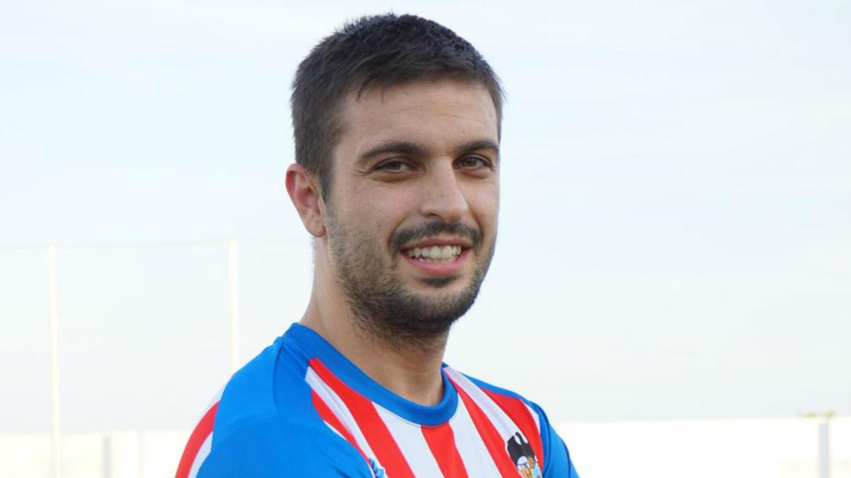 César Ortiz CD Jávea