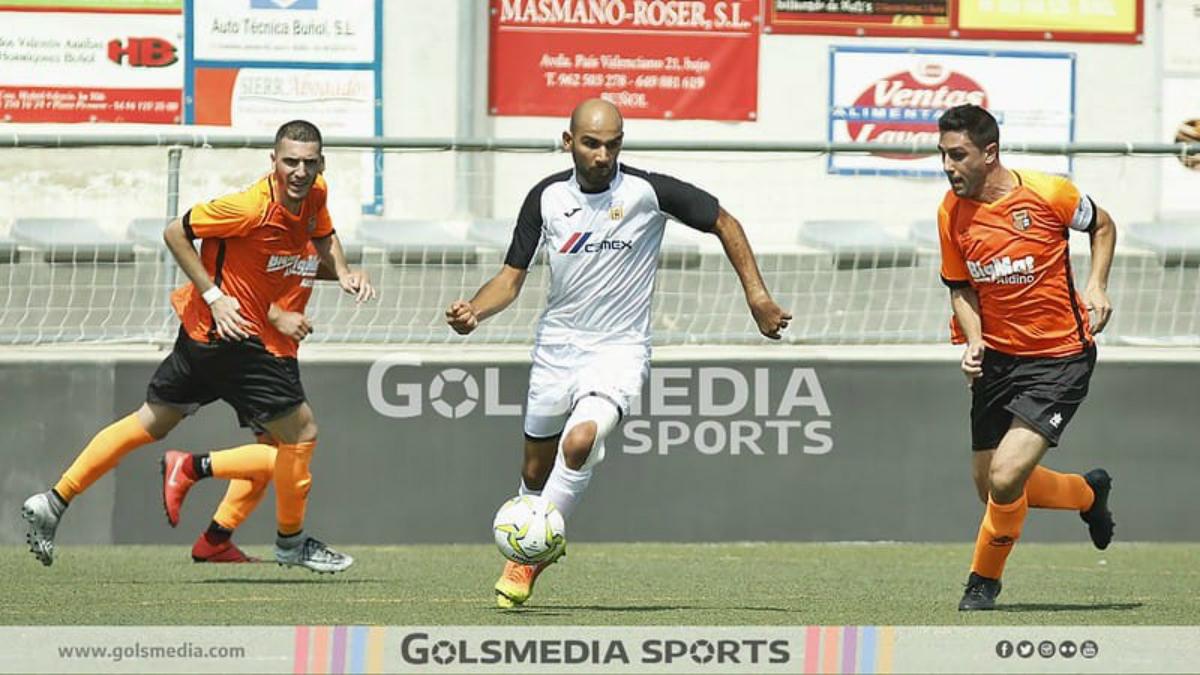 Yassin Buñol Pref GII