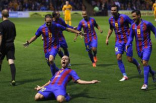 Levante UD debut Europa