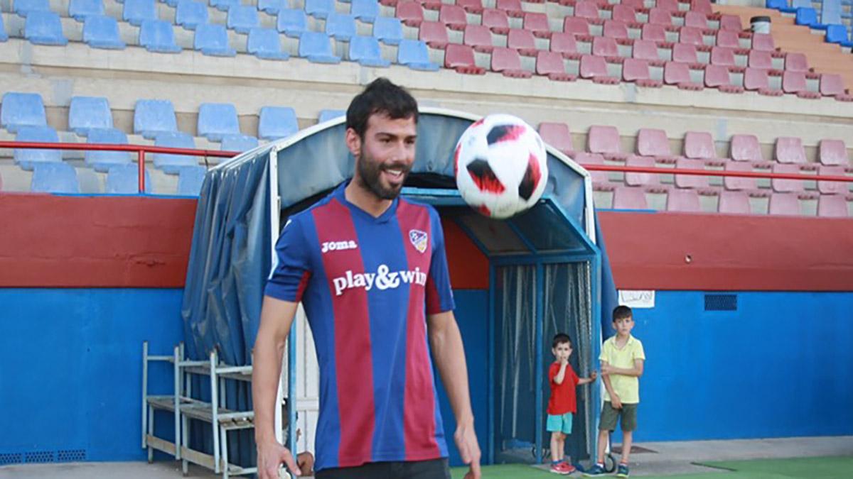Sergio Boix UD Alzira