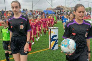 colegiadas fútbol femenino