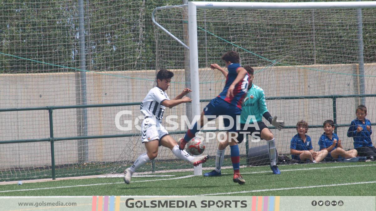 Liga Nacional Juvenil. CD Castellón-Levante UD