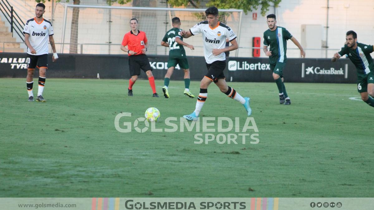 Jordi Escobar Valencia CF