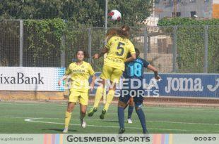 Encuentro entre el Villarreal CF y el Granada CF.