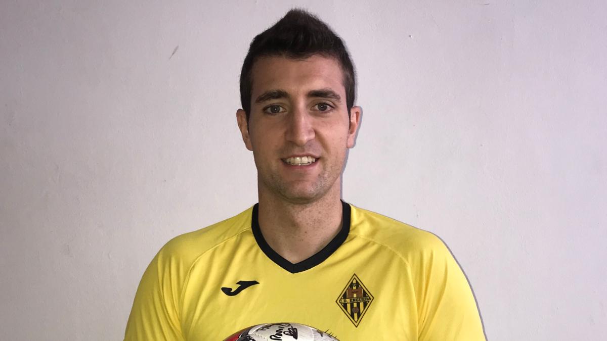 Alberto Simón CD Enguera