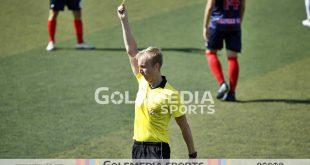 Arbitro partido Villajoyosa-Benferri