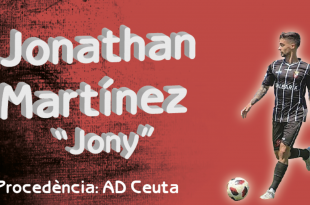Jony CD Olímpic de Xàtiva