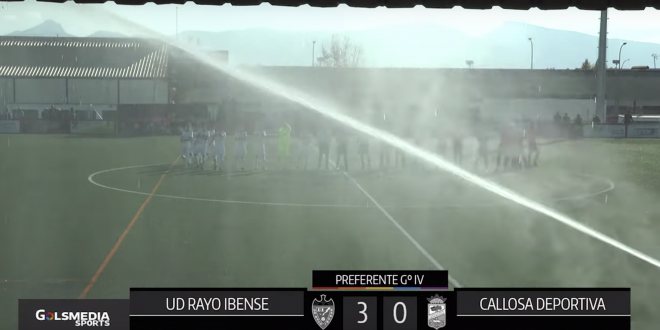 Video-resumen Rayo-Callosa
