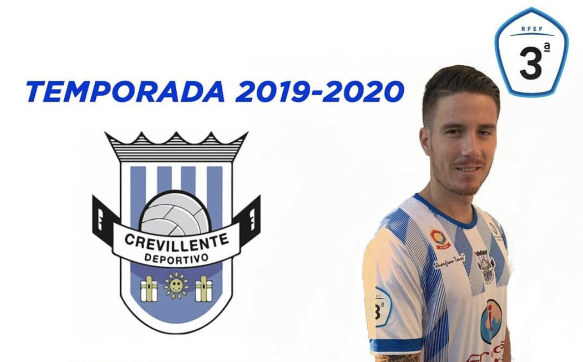 Kilian Morante Crevillente Deportivo