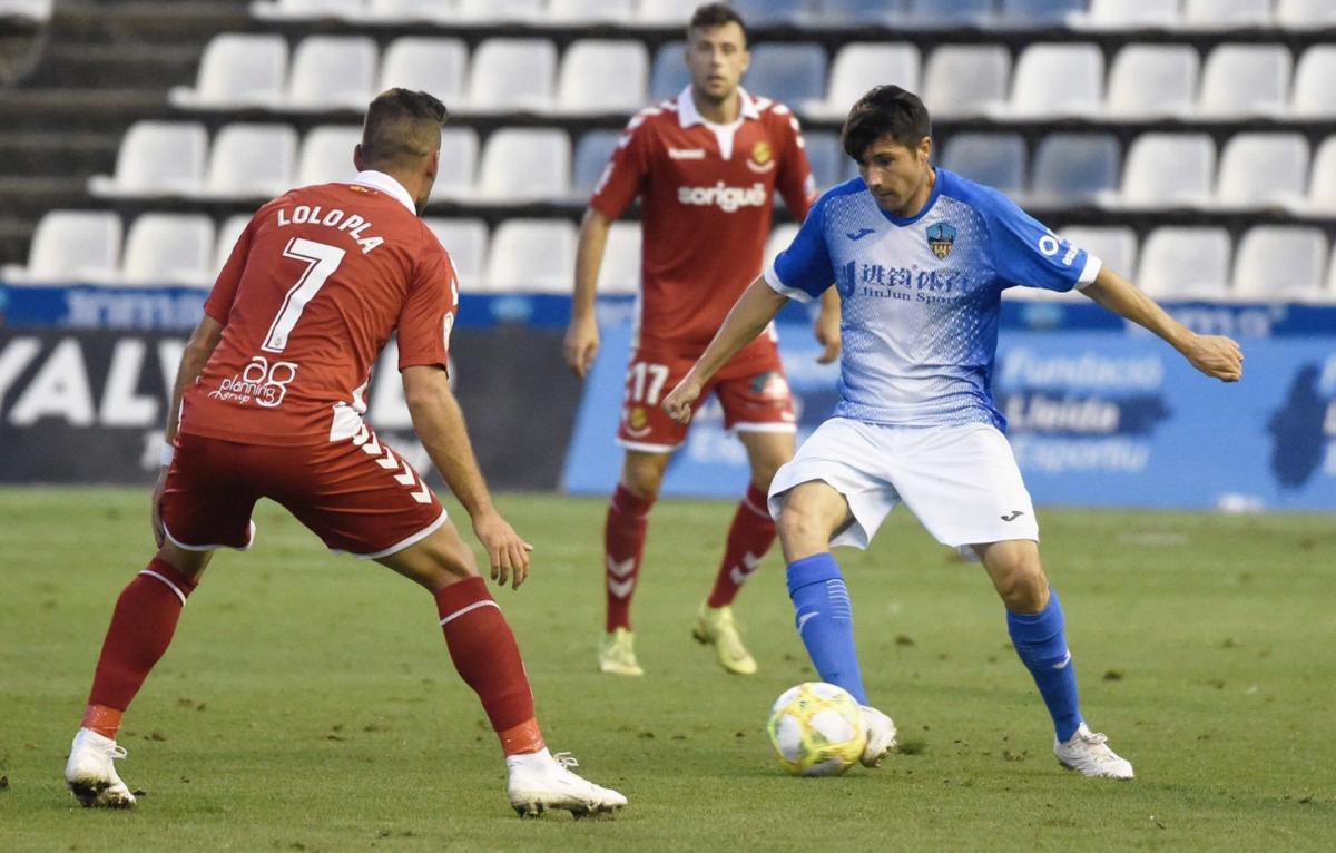 Alex Felip Lleida Esportiu