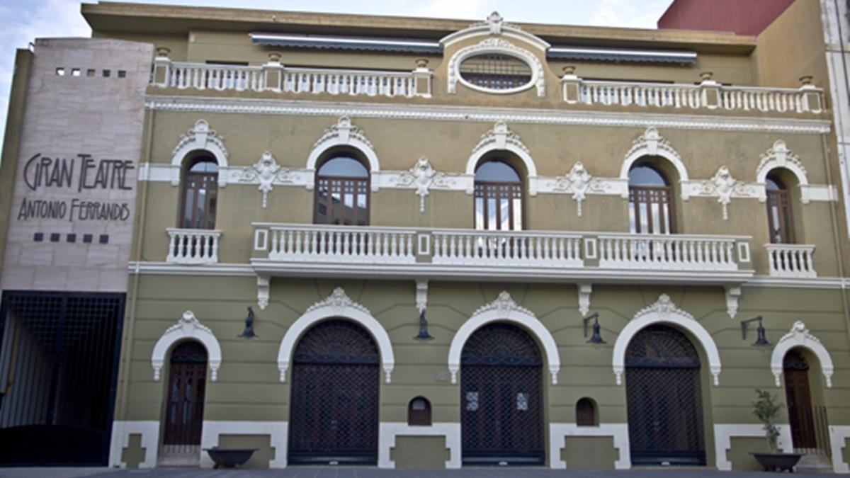 El Gran Teatre Antonio Ferrandis Paterna