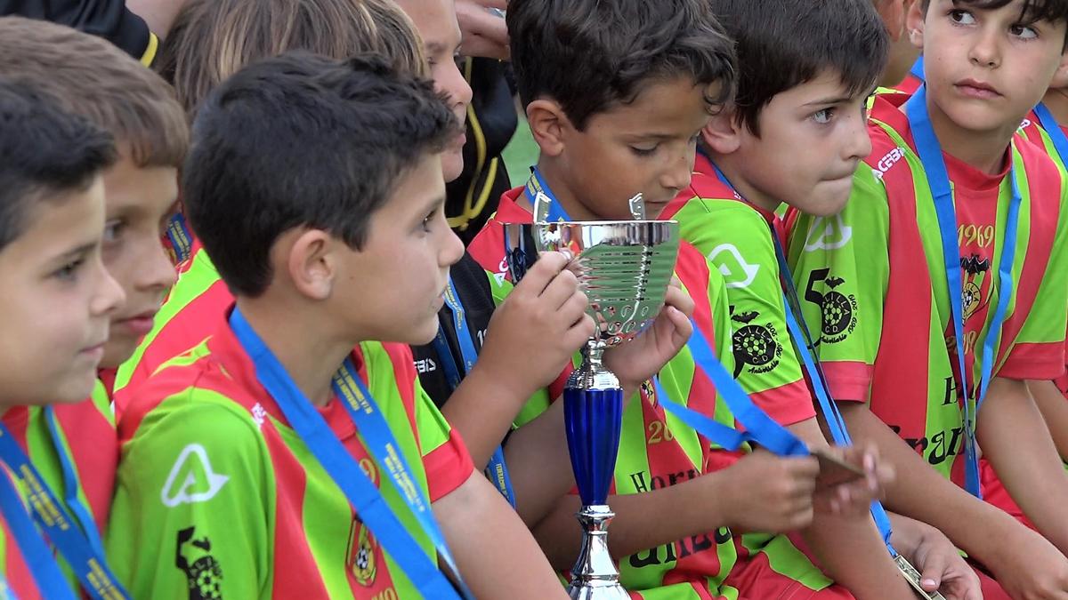 FFCV-Copa Federación Fútbol Base