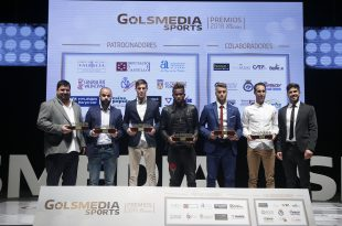 Ganadores premios golsmedia 2018
