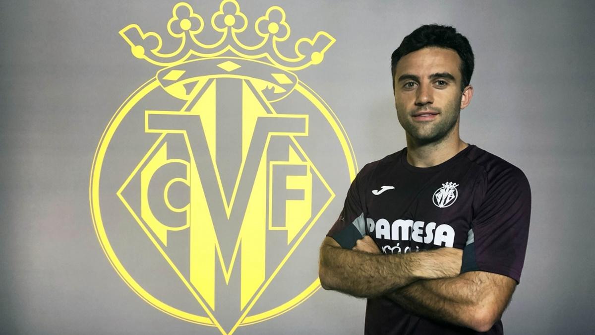 Giussepe Rossi Villarreal CF
