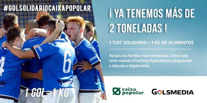 Gol Solidario 1