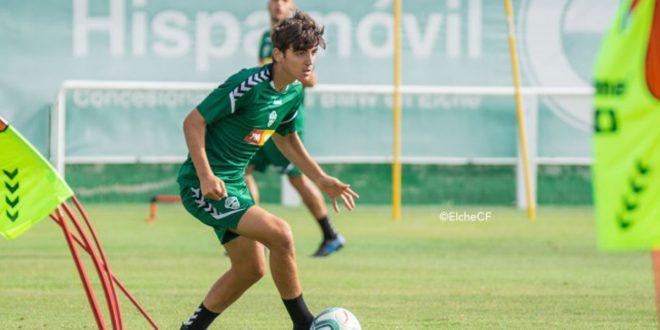 Gonzalo Villar - Elche CF