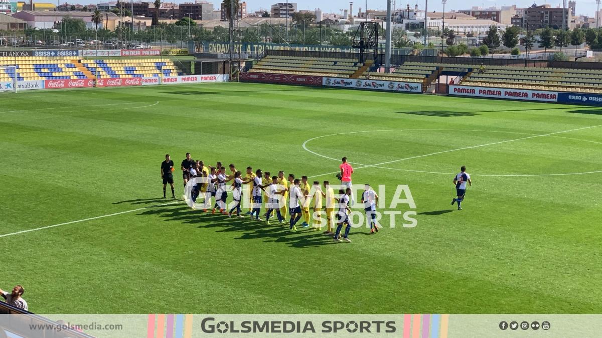 Villarreal CF B - CD Ebro