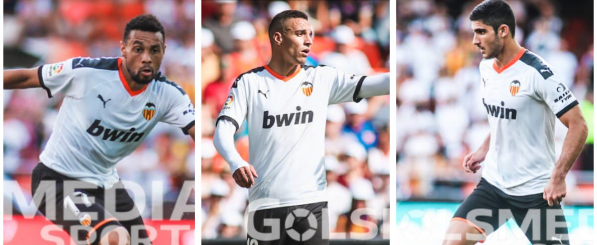 Coquelin, Rodrigo y Guedes