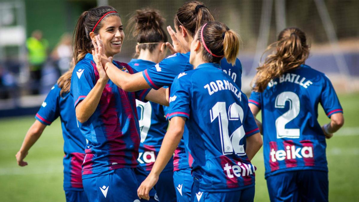 Levante UD Femenino 2019