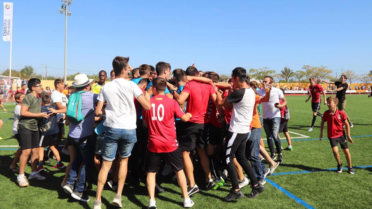 FC Jove Español - CE Sabadell