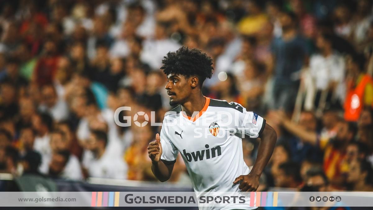 Thierry Correia Valencia CF