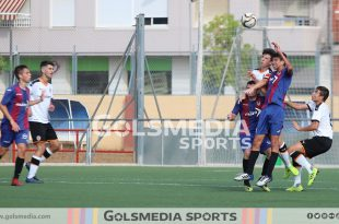 UD Alzira-Valencia CF Cadete