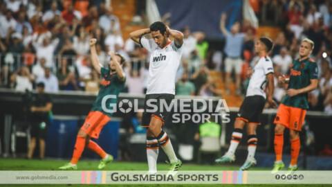 Valencia Ajax Golsmedia Parejo