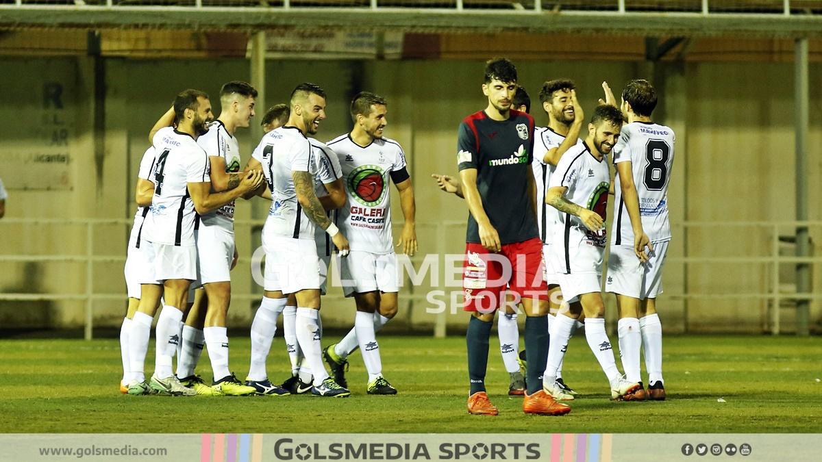 Villajoyosa CF-CD Murada
