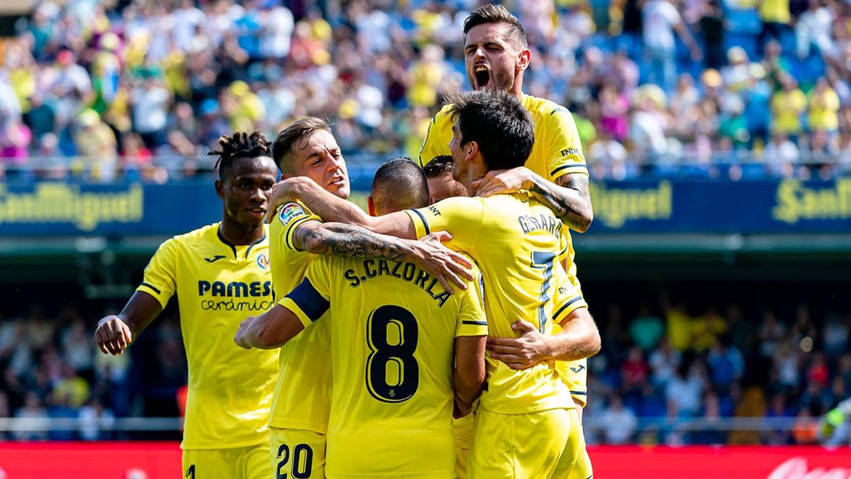 Villarreal CF partido