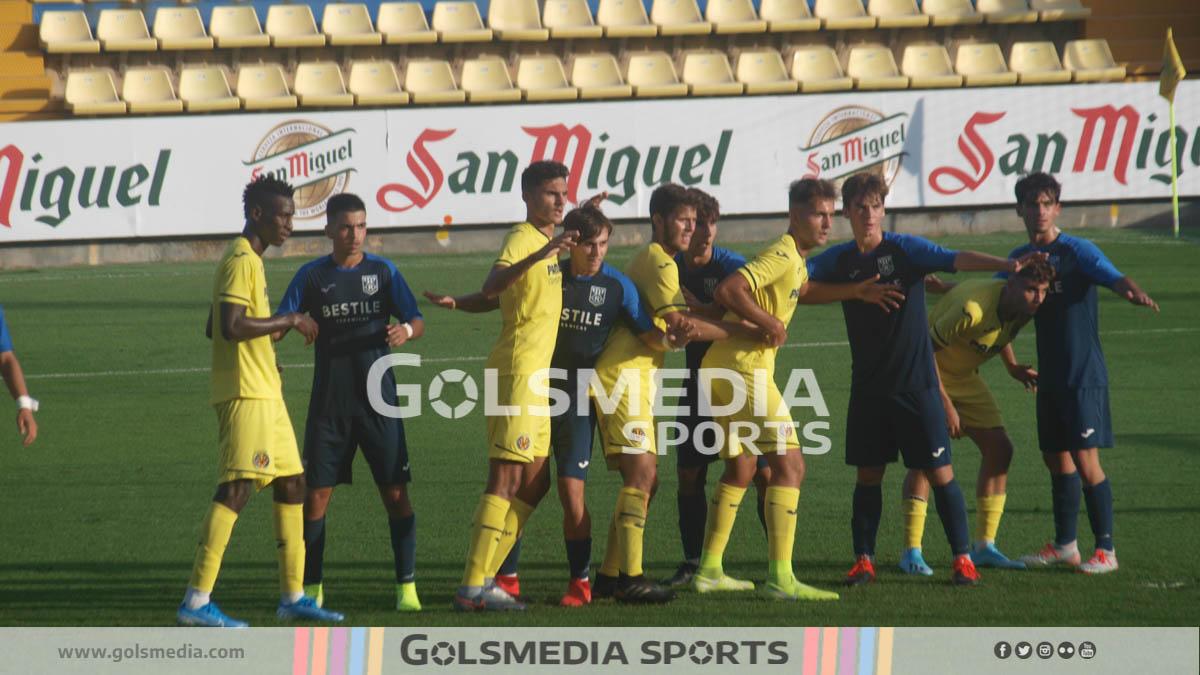 Villarreal-Roda juveniles division de honor