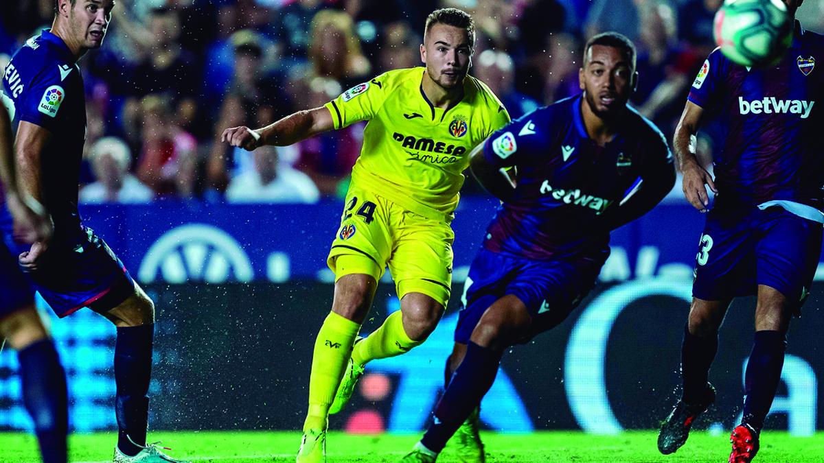 Villarreal y Levante