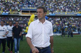 Arruabarrena, Boca Juniors