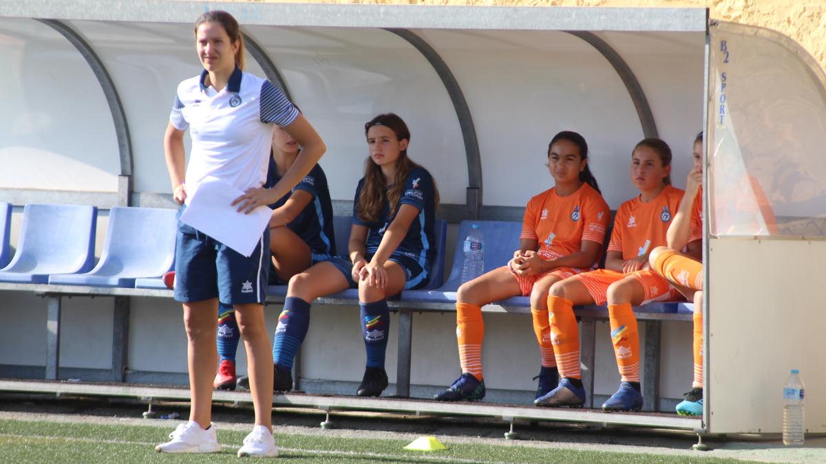 Selección Valenciana Valenta sub15