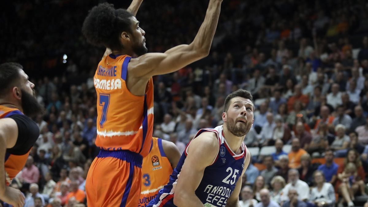 valencia basket anadolu efes octubre 2019