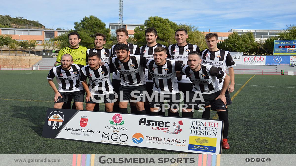 ENTREVISTA | Borja: 'Veo al CD Cabanes muy unido' - Golsmedia Sports