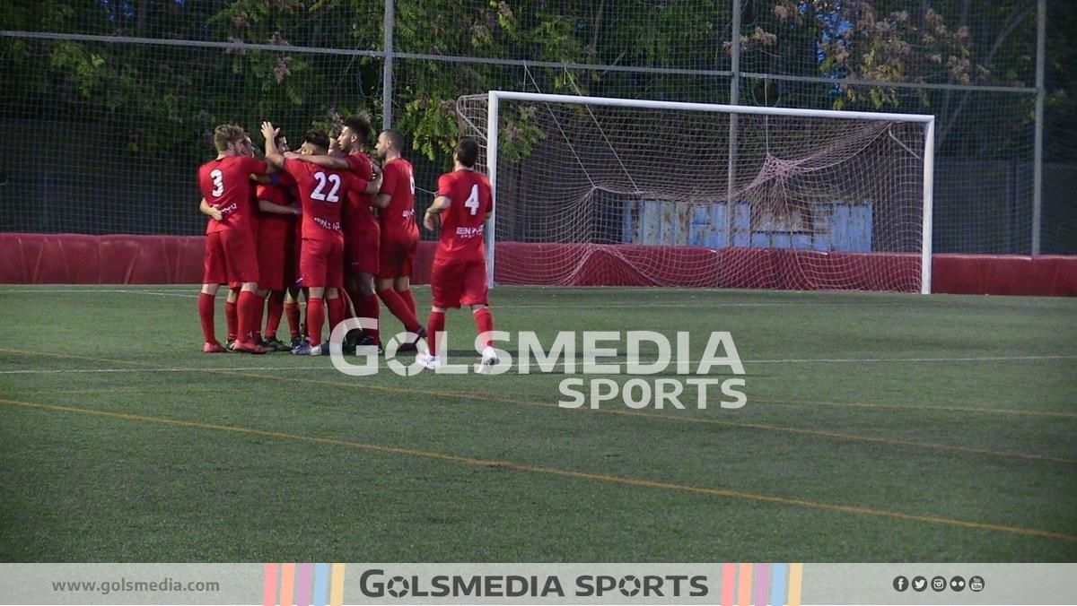 La UD Juventud-Barrio del Cristo vence con solvencia en el Salvador Martí - Golsmedia Sports