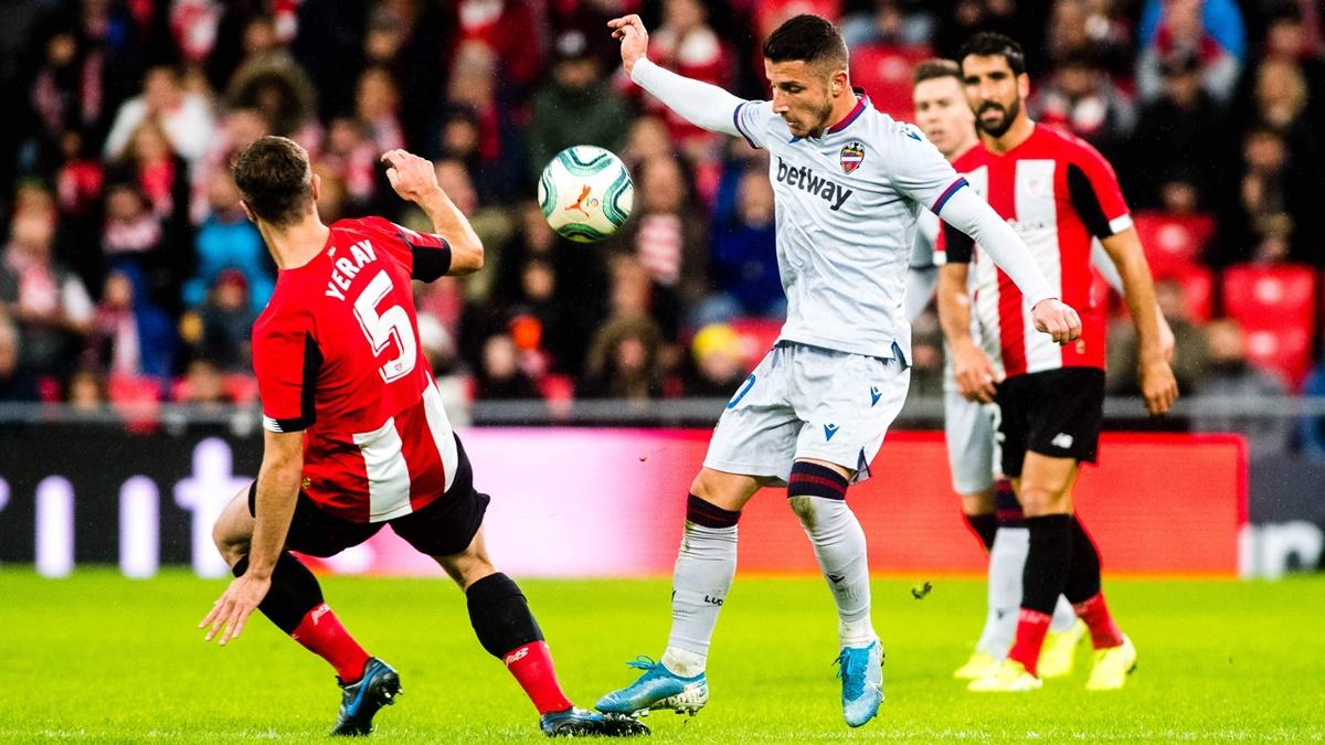 Athletic de Bilbao-Levante