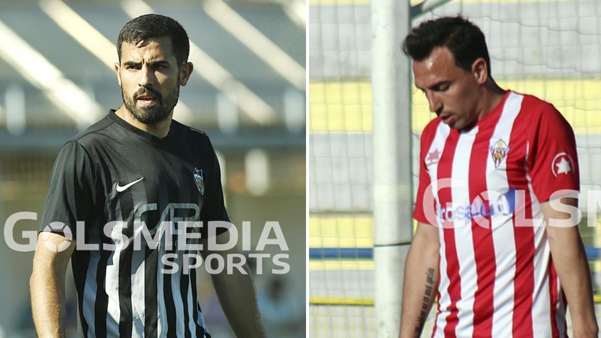 Marcos Campos y Vicente Campos