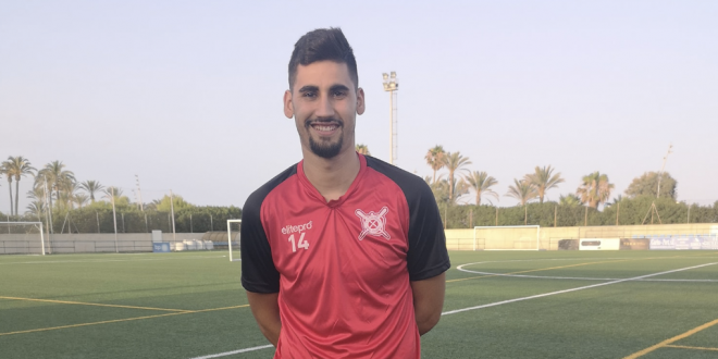 CF San Pedro Raúl Ahibar