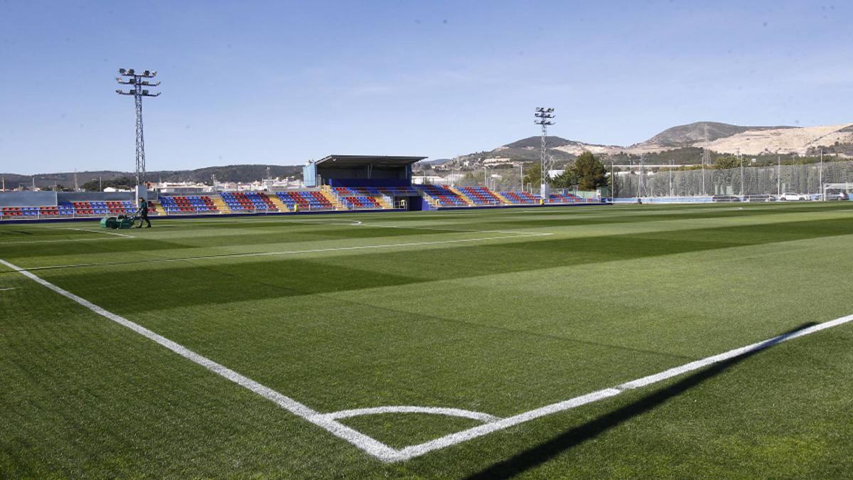 Ciudad Deportiva Buñol