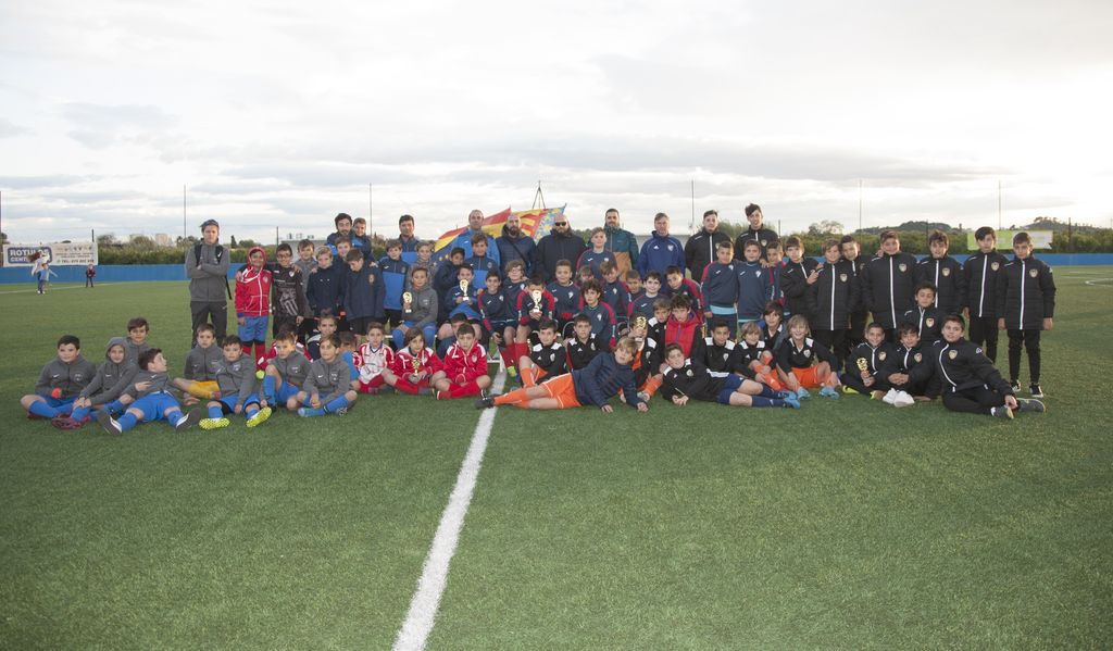 Copa FFCV Alevin 2