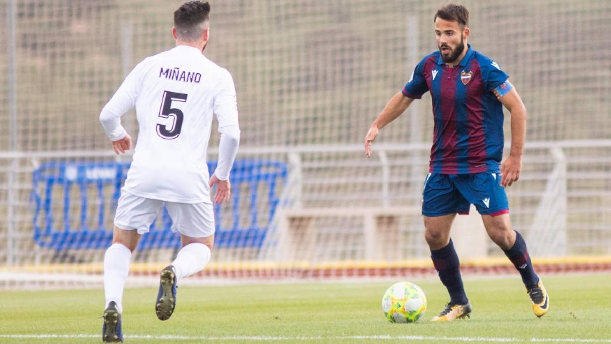 Joan Monterde Atletico Levante