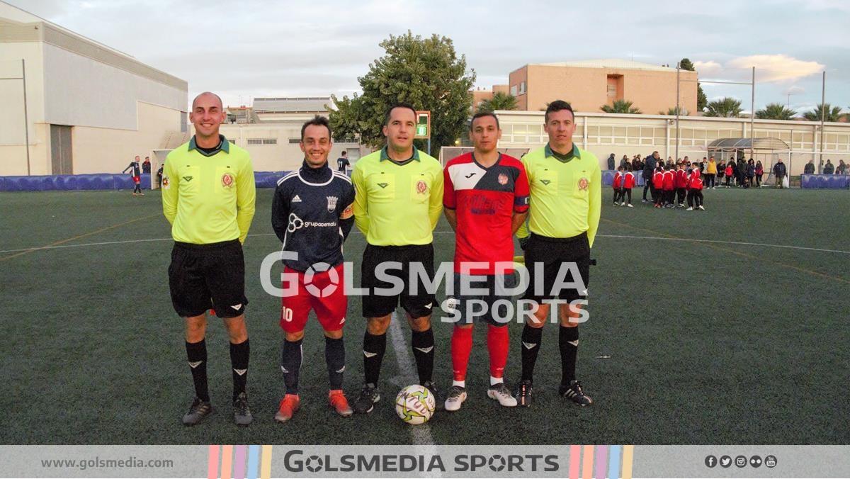Juventud-Aldaia derbi futbol