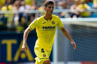 Pau Torres Villarreal CF